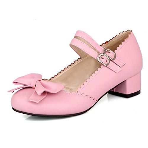 balamasa-sandales-compensees-femme-rose-rose