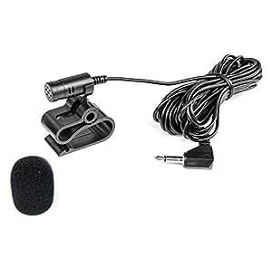 mikrofon 3 5mm klinke windschutz f r alpine. Black Bedroom Furniture Sets. Home Design Ideas
