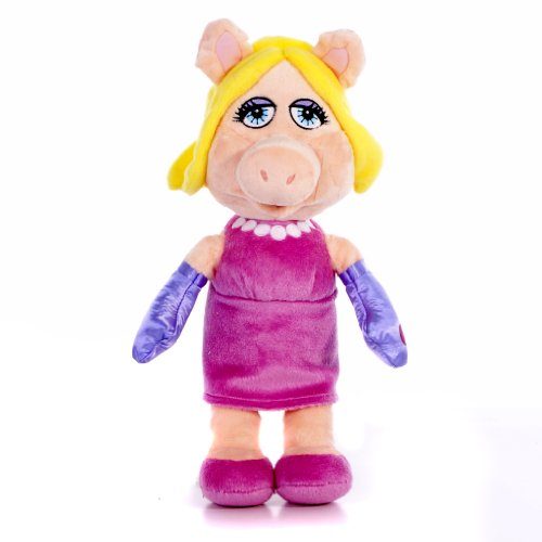 Disney 25,4 cm Muppets Flopsies Miss Piggy