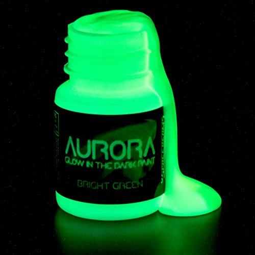 pittura-luccicante-al-buio-20ml-verde-chiaro-aurora-non-tossica-a-base-di-acqua-della-spacebeams