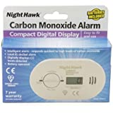 KIDDE 5DCO/NHDCO/0230 Detecteur de monoxyde de carbone kidde Night hawk