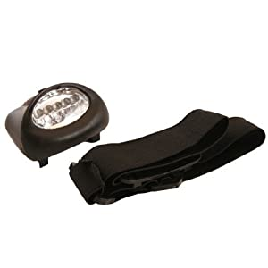 410u7U uGKL. SS300  - Kingavon BB-HL152 5-LED Head Lamp