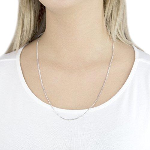 Carissima Gold - Femme - Chaîne (9 Carat) Or Blanc