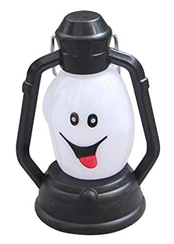 Inception Pro Infinite Linterna - Lámpara Fantasma - LED - Luces de Colores Intermitentes - Halloween - Decoración - Interior - Exterior - Baterías no Incluidas (Modelo 1)