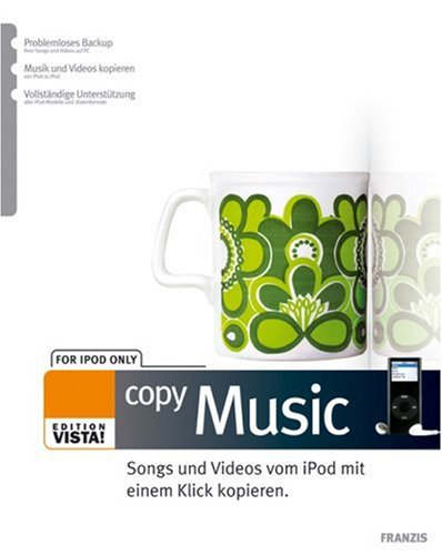 CopyMusic - For iPod Only Ipod Nano Tools