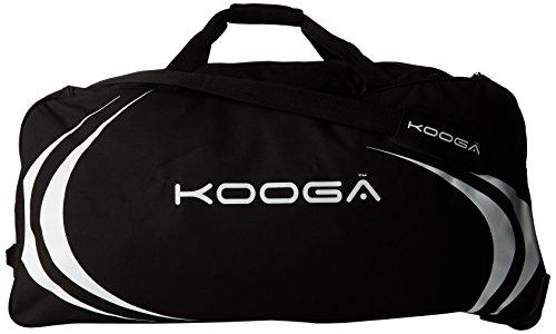 KOOGA Herren Essential Team Reisetasche schwarz / weiß
