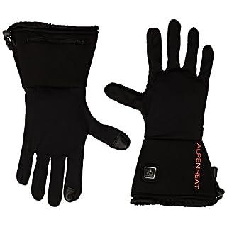 Alpenheat Fire Glove-liner Beheizter Unterziehhandschuh, Schwarz, M, AG1