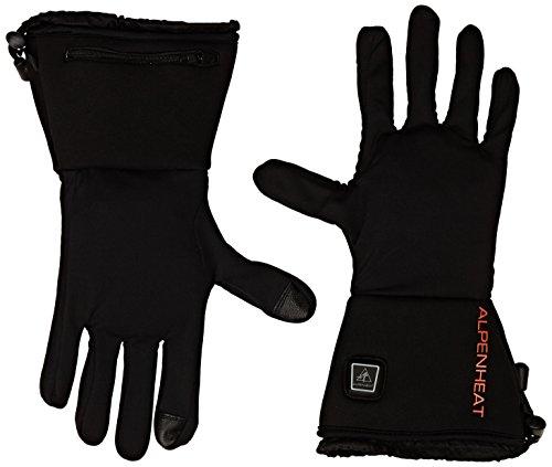 Alpenheat adultos climatizada interior handschuhsheim Negro negro Talla:S