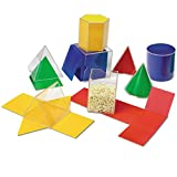 Learning Resources Original Faltbare geometrische Formen,