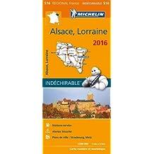 Alsace, Lorraine : 1/200 000