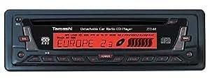 Tamashi XTD 60 Autoradio CD / mp3 Compatible CD-R et CD-RW FM Stéréo Tuner PLL Rétro éclairé 4 x 7 W
