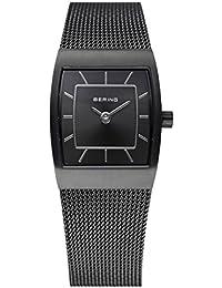Bering Time Damen-Armbanduhr XS Classic Analog Quarz Edelstahl 11219-077
