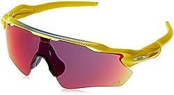 Oakley 9208 Radar Ev Path Gafas De Sol, Wayfarer, 1, Team Yellow