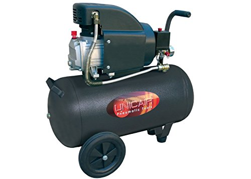 Compresor de aire UNICAIR CD-2,5/50L. 50 litros 2,5HP