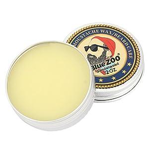 Gazechimp Beard Balm Männer Bart Balsam zur Bartpflege – Sandelholz-Duft