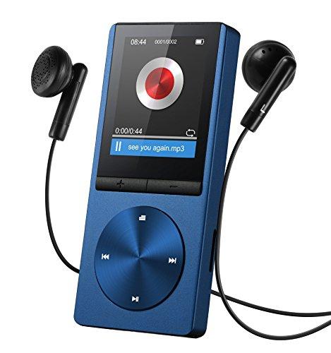 OMORC 130AD - Lettore MP3 Player Portatile con...