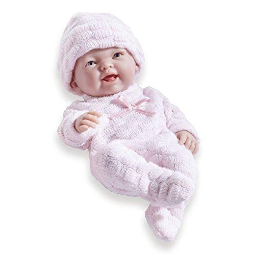 Berenguer- Bambola Mini Bebè con Tutina, 18453_B