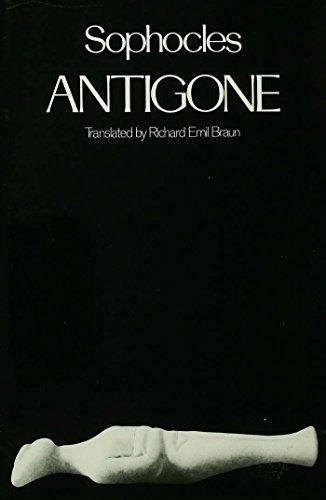 Antigone Sophocles Ebook