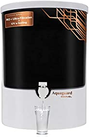 Eureka Forbes Aquaguard Marvel 8L RO+UV e-boiling +Ultrafitration+MTDS with Active Copper Water Purifier (Whit