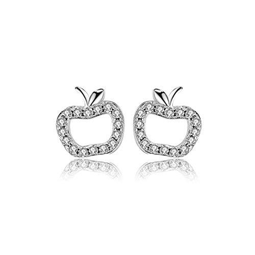 Ohrringe S925 Reinem Silber Ohrringe Weiblichen Kleinen Ohr Knochen Temperament Ohrschmuck