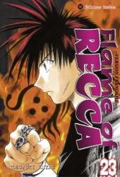Flame of Recca Edition simple Tome 23