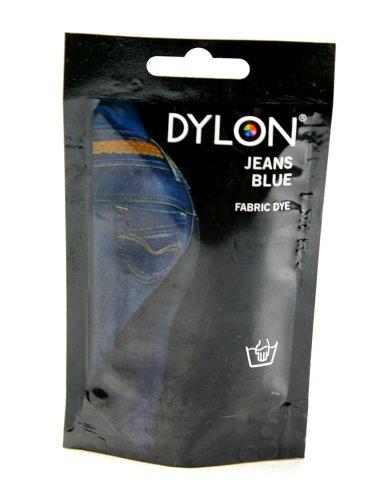 Dylon Teinture textile à la main Bleu jean