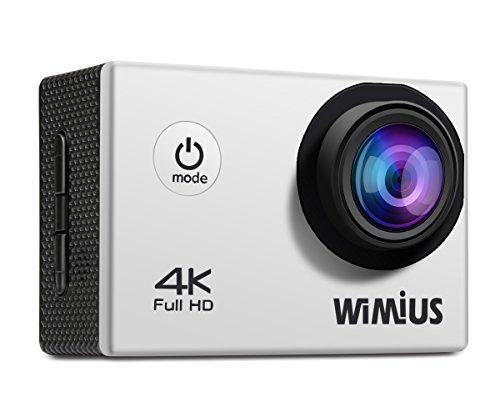 WiMiUS 4k HelmKamera - 2