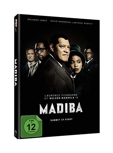 Madiba (Mediabook) [Blu-ray]