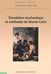Simulation stochastique et méthodes de Monte-Carlo