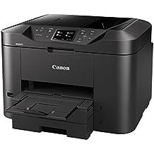 Canon MAXIFY mb2755NERO A COLORI A4MFP Stampante, Scanner, Fotocopiatrice Fax Wi-Fi LAN Cloud (Una Fotocopiatrice Scanner)