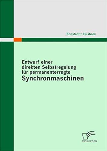 Entwurf einer direkten Selbstregelung für permanenterregte Synchronmaschinen