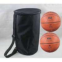 VOLLEYBALL Fußball Fußball Basketball Sport wasserdicht Tasche Rucksack für 2Ball