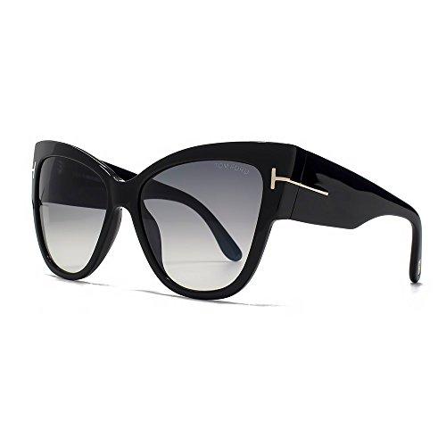 Tom Ford Sonnenbrille Anoushka (FT0371 01B 57)