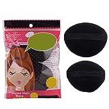 PF 2pcs / lot Femmes Mode Pince à cheveux Éponge Dispositif À Cheveux Coiffure Tresse Bandeau Styling Outil pour femmes Accessoires Cheveux TS1131