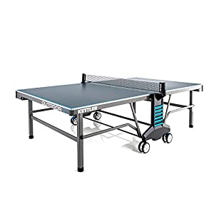 Kettler Classic Outdoor 10 Table Tennis Table Review 2018 from Kettler
