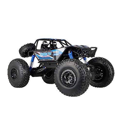 YOOCR RC Auto 1/10 2,4 GHz Ferngesteuertes Fahrzeug Geländewagen 4WD Hochgeschwindigkeitskletterer Elektro Racing Buggy Funkferngesteuertes Spielzeugauto for Kinder ab 3 Jahren