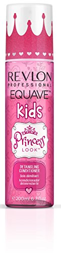 REVLON PROFESSIONAL Equave Kids Princess Look Detangling Conditioner entwirrende Spülung für Kinder, 200ml