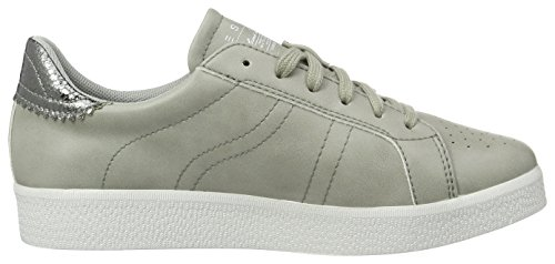 Esprit Gweneth, Sneakers Basses Femme Gris (030 Grey)