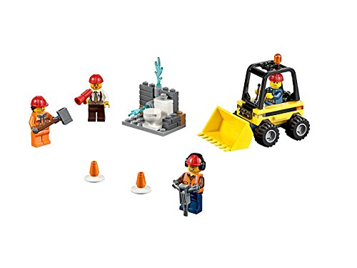 Lego City 60072 - Abriss - Experten Starter Set