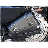 sacoche de cadre triangle moto harley sportster xl883 1200 bobber leonart. Black Bedroom Furniture Sets. Home Design Ideas