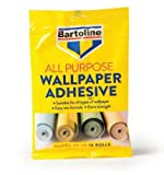 #1: Excel Wallpapers, Bartoline All Purpose Wallpaper Adhesive, Made in England