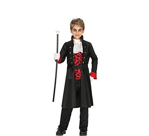 FIESTAS GUIRCA Traje del Vampiro Conde Vlad Drácula bebé