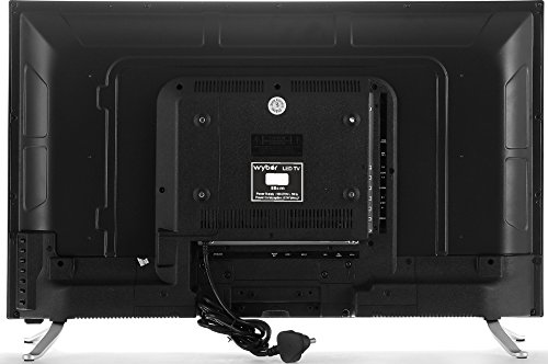 Wybor 81.3 cm (32 inches) Wybor_W32-80cm-N06 HD Ready LED TV (Black)