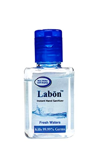 Labon Hand Washes and Sanitizers Labon Instant Fresh Waters Hand Sanitizer