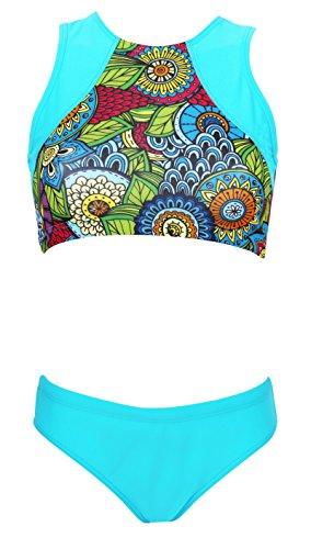 Kollektion Bilbao (Diapolo Bilbao Bikini Sport-Bikini Zweiteiler Summer Kollektion (XXL))