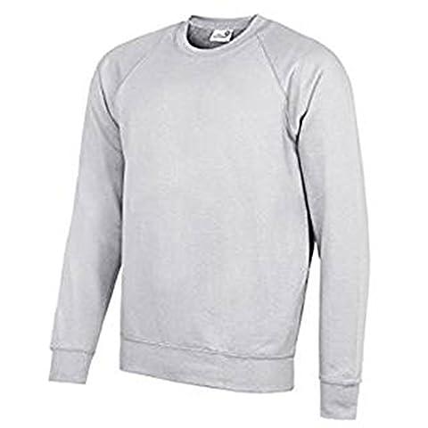 AWDis - Sweat-shirt - Moderne - Homme Academy Grey