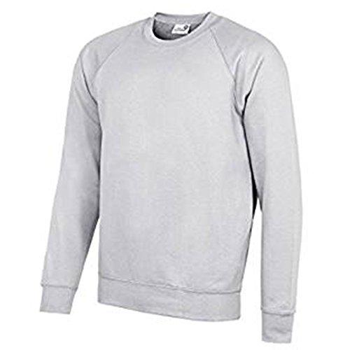 AWDis -  Felpa  - Uomo Academy Grey X-Small