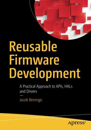 Reusable Firmware Development: A Practical Approach to APIs, HALs and Drivers por Jacob Beningo