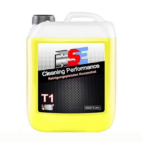 RedFOX24 Premium RSE T1 Reiniger Konzentrat für Impuls Druckluft- & Reinigungspistolen 5 Liter -