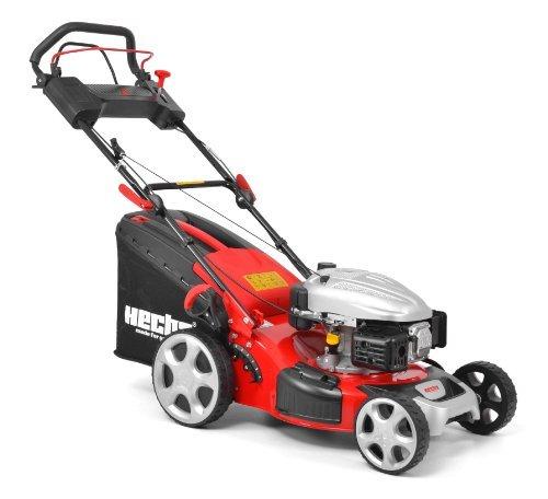 Hecht 548 SX Rot Benzin-Rasenmäher
